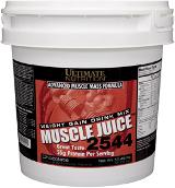 Ultimate Nutrition Muscle Juice 2544 - 10.45lbs Vanilla