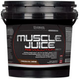 Ultimate Nutrition Muscle Juice Revolution 2600 - 11.1lbs Cookies N Cr