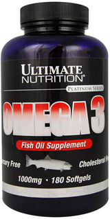 Ultimate Nutrition Omega 3 - 90 Softgels
