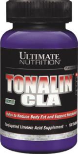 Ultimate Nutrition Tonalin CLA - 100 Softgels