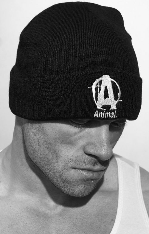 Universal Clothing & Gear Animal Beanie - 1 Size Fits Most Black