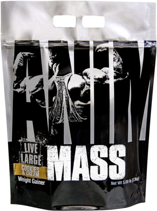 Universal Nutrition Animal Mass - 14 Servings Cookies & Cream