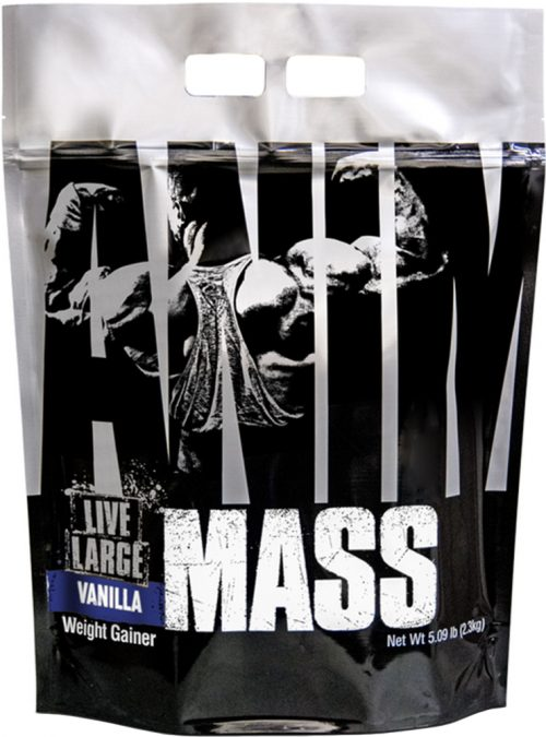 Universal Nutrition Animal Mass - 14 Servings Vanilla