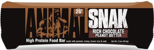Universal Nutrition Animal Snak Bars - 1 Bar Rich Chocolate Peanut But