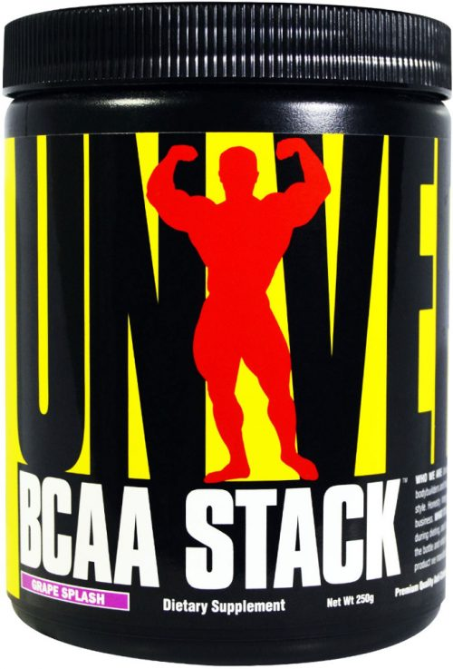 Universal Nutrition BCAA Stack - 250g Grape