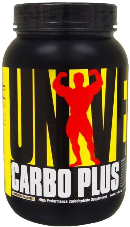 Universal Nutrition Carbo Plus - 2.2lbs Natural Flavor