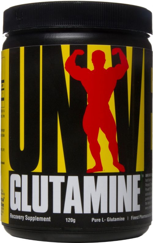 Universal Nutrition Glutamine Powder - 120g