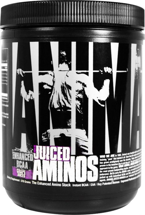 Universal Nutrition Juiced Aminos - 30 Servings Grape Juiced