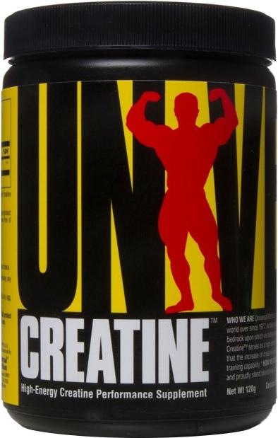 Universal Nutrition Universal Creatine Powder - 120 Grams