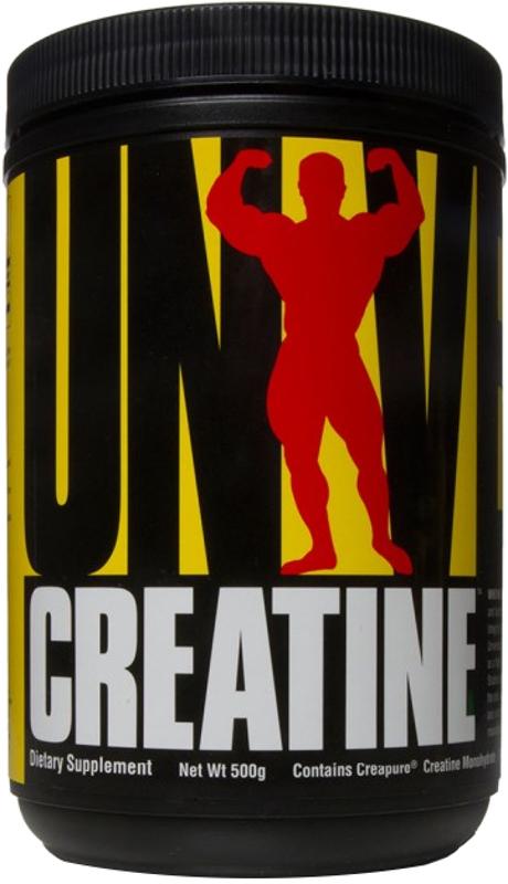 Universal Nutrition Universal Creatine Powder - 500 Grams