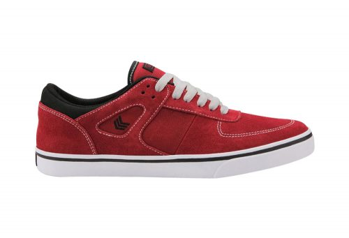 Vox Veyron Shoes - Men's - red black white, 8