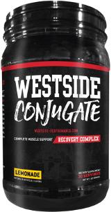 Westside Performance Westside Conjugate - 30 Servings Lemonade