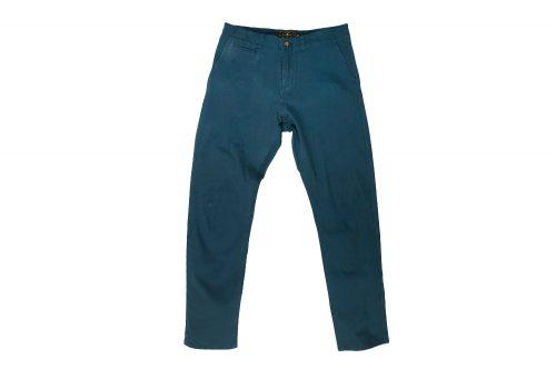 Wilder & Sons Ankeny Commuter Chino II Pant - Men's - agean blue, 34 x 34