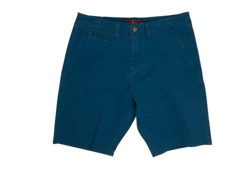 Wilder & Sons Ankeny Commuter Chino Short - Men's - agean blue, 34