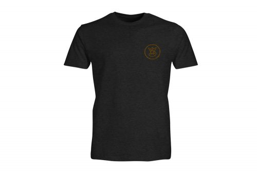Wilder & Sons Born Free Short Sleeve Tee - Men's - charcoal heather, small
