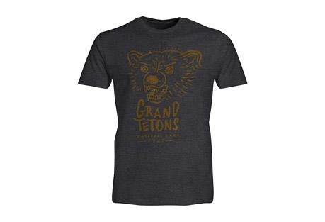 Wilder & Sons Grand Teton National Park Short Sleeve T-Shirt - Men's