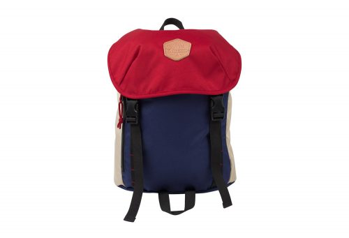Wilder & Sons Oswald Daypack - navy/red, one size
