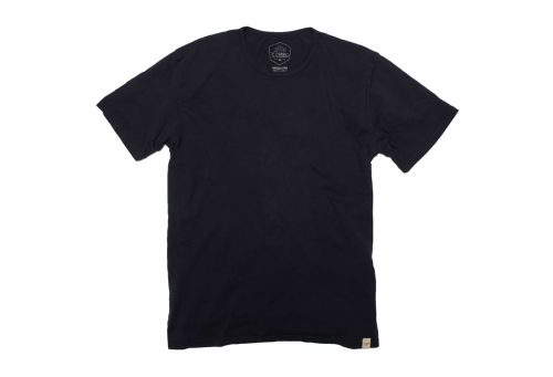 Wilder & Sons Signature Cotton Tee - Men's - slate, small