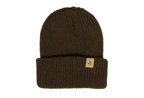 Wilder & Sons Teepee Beanie - army green, one size