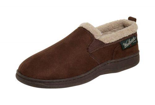 Woolrich Buck Run Slippers - Men's - chocolate, 8