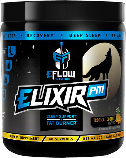 eFlow Nutrition ELIXIR PM - 40 Servings Tropical Cooler
