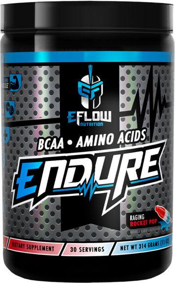 eFlow Nutrition ENDURE - 30 Servings Raging Rocket Pop