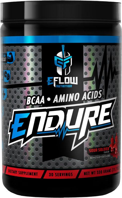 eFlow Nutrition ENDURE - 30 Servings Sour Soldier