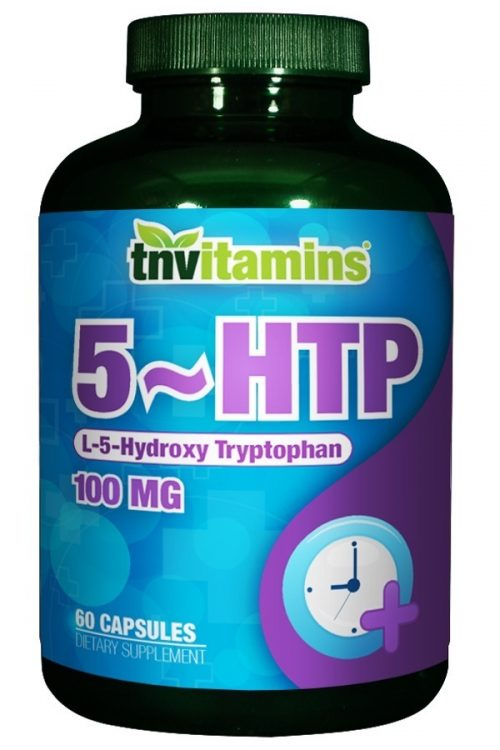 5HTP 100 MG Griffonia Seeds (L-5-hydroxytryptophan)
