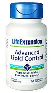 Advanced Lipid Control, 60 vegetarian capsules