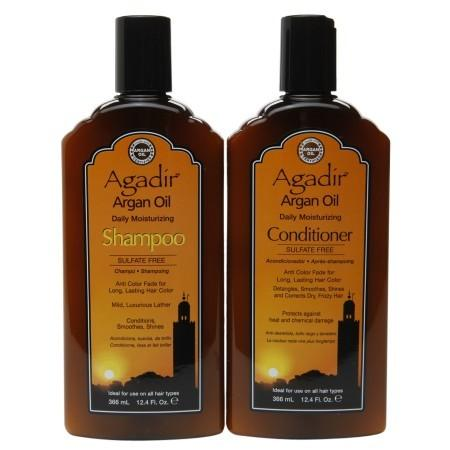 Agadir Argan Oil Daily Moisturizing Shampoo & Conditioner - 1 ea