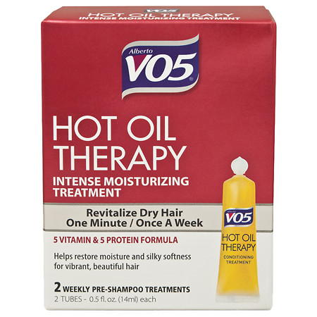 Alberto VO5 Hot Oil Weekly Intense Conditioning Treatment - 2 ea