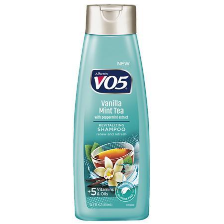 Alberto VO5 Tea Escapes Revitalizing Shampoo Vanilla Mint Tea - 12.5 fl oz