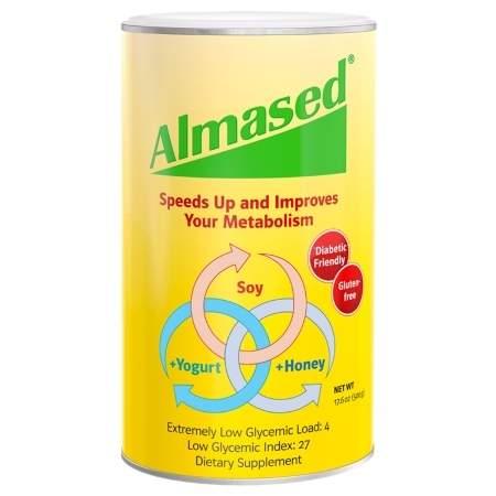 Almased Diet Shake - 17.6 oz.
