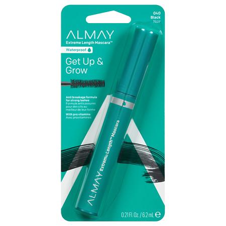 Almay One Coat Get Up & Grow Waterproof Mascara - 0.21 fl oz