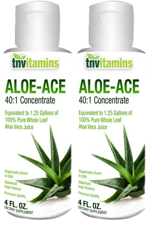 Aloe Ace Premium 40:1 Liquid Concentrate