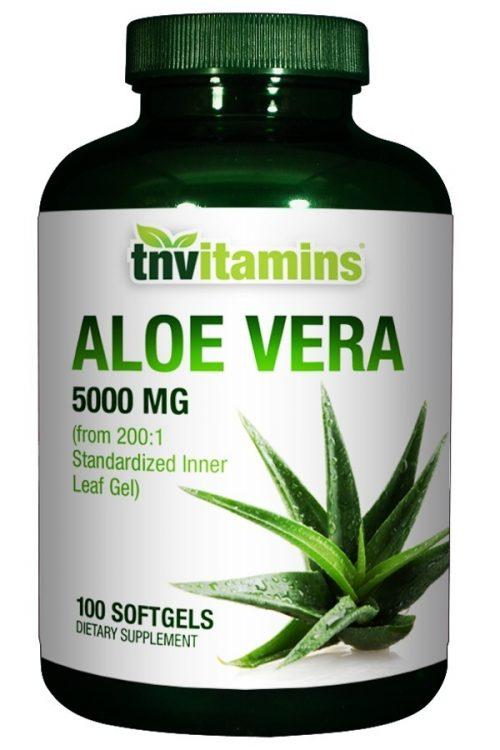 Aloe Vera 5000 Mg