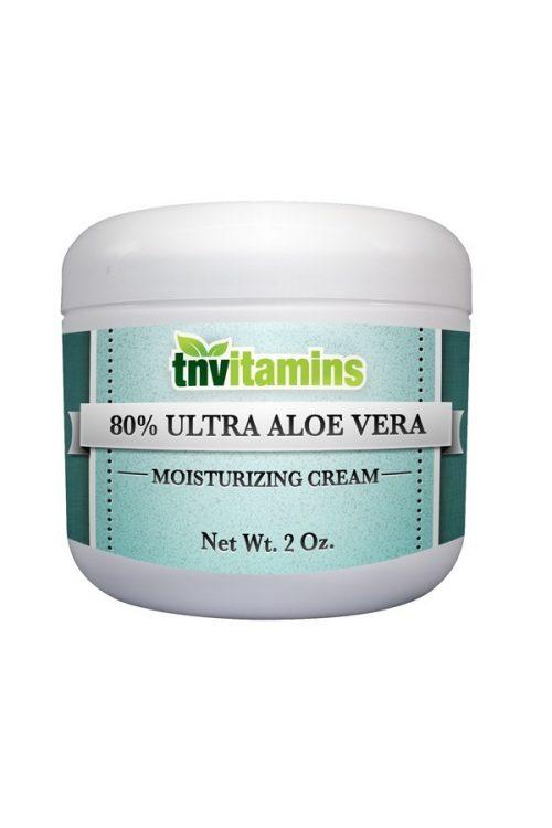 Aloe Vera 80% Cream