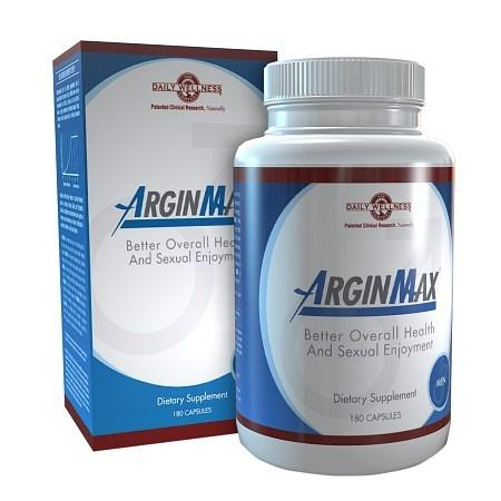 ArginMax for Male Sexual Fitness - 180 capsules