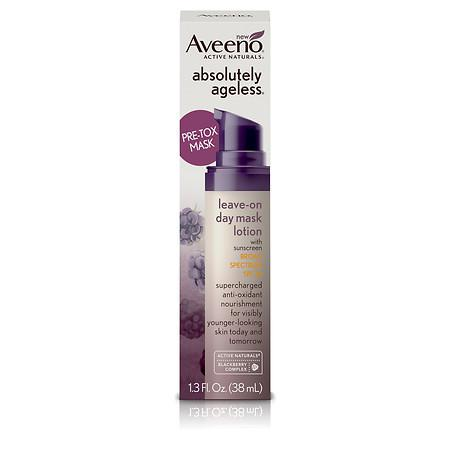 Aveeno Active Naturals Absolutely Ageless Day Mask Lotion SPF30 - 1.3 oz.