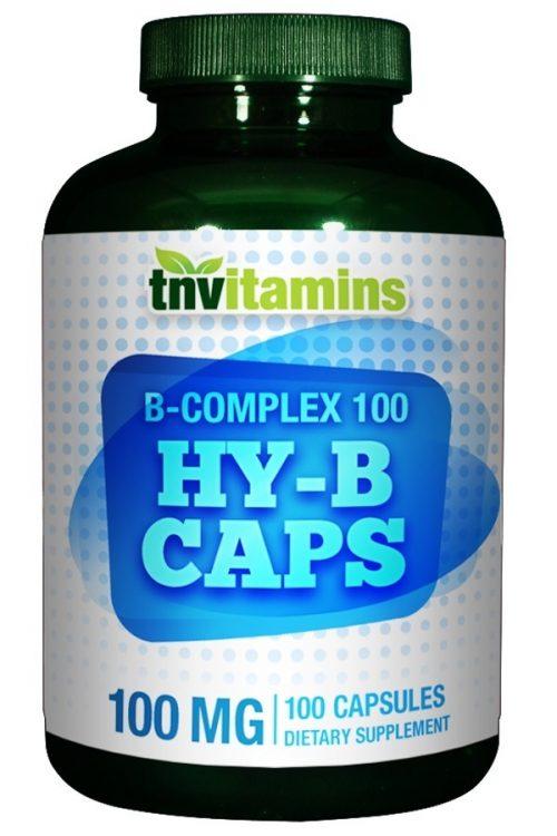 B Complex 100 Capsules