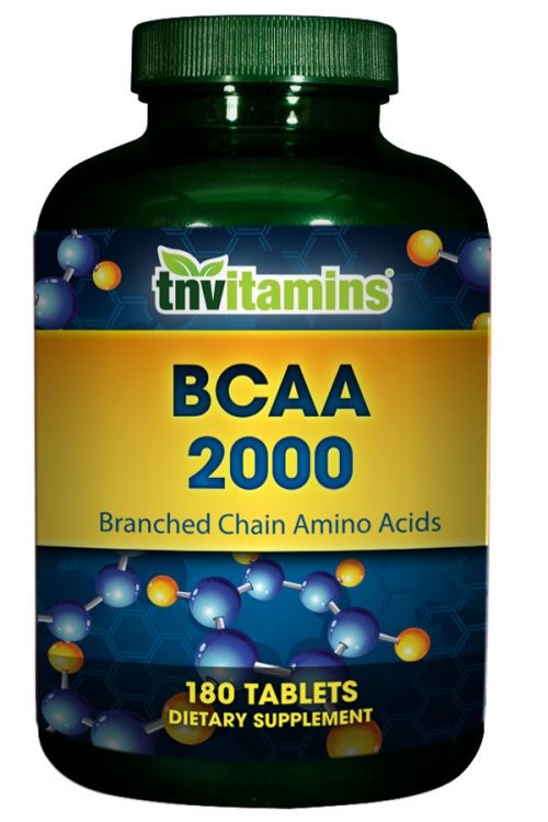 BCAA 2000 Branched Chain Amino Acids