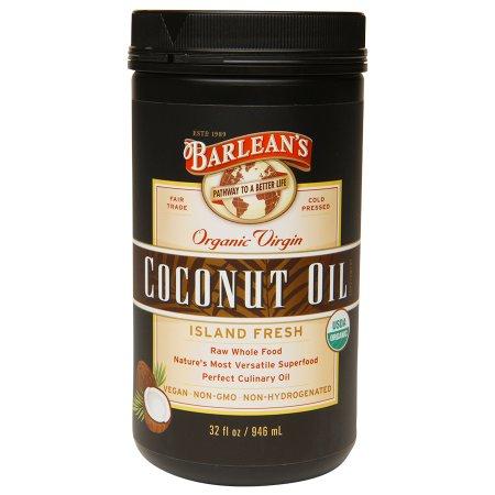 Barlean's Organic Oils Organic Virgin Coconut Oil - 32 fl oz