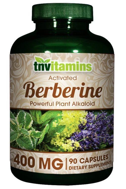 Berberine 400 Mg
