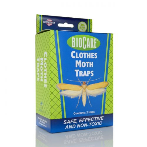 BioCare Clothes Moth Trap, set of 2