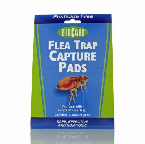 BioCare Flea Trap Replacement Capture Pads, set of 3