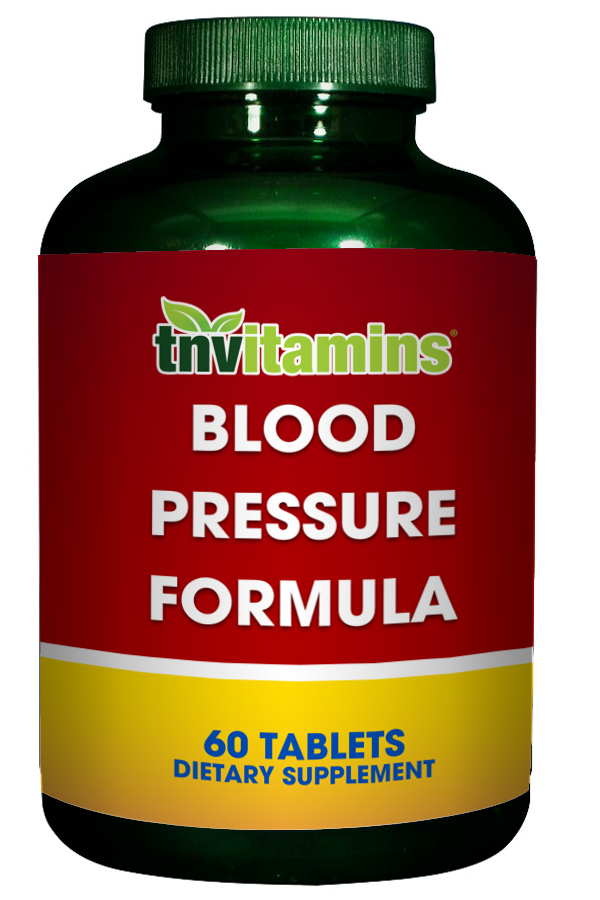 Blood Pressure Formula