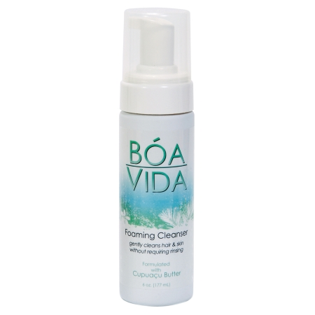 Boa Vida Foaming Cleanser Mild Pleasant - 6 oz.