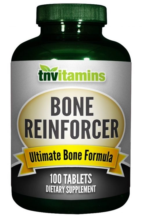 Bone Reinforcer With Calcium/Magnesium/Boron Citrate