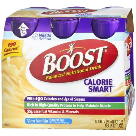 Boost Calorie Smart Balanced Nutritional Drink Vanilla - 8 oz.