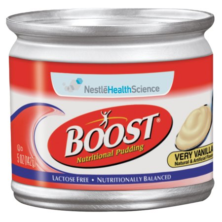 Boost Nutritional Pudding Vanilla - 5 oz.